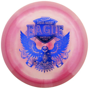 Innova Limited Edition 2019 Tour Series Gregg Barsby Swirl Star Eagle Fairway Driver Golf Disc