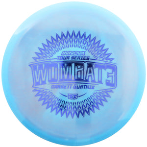 Innova Limited Edition 2019 Tour Series Garrett Gurthie Swirl Star Wombat3 Midrange Golf Disc