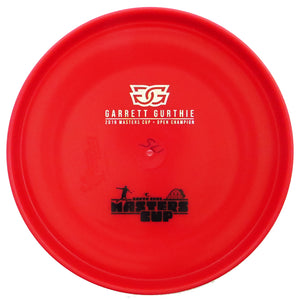 Innova Limited Edition 2019 Tour Series Garrett Gurthie Master's Cup Commemorative Bottom Stamp Star Sonic Putter Golf Disc