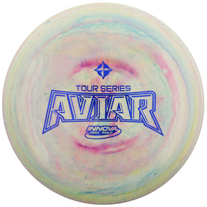 Innova Limited Edition 2019 Tour Series Galactic Pro Aviar Putter Golf Disc