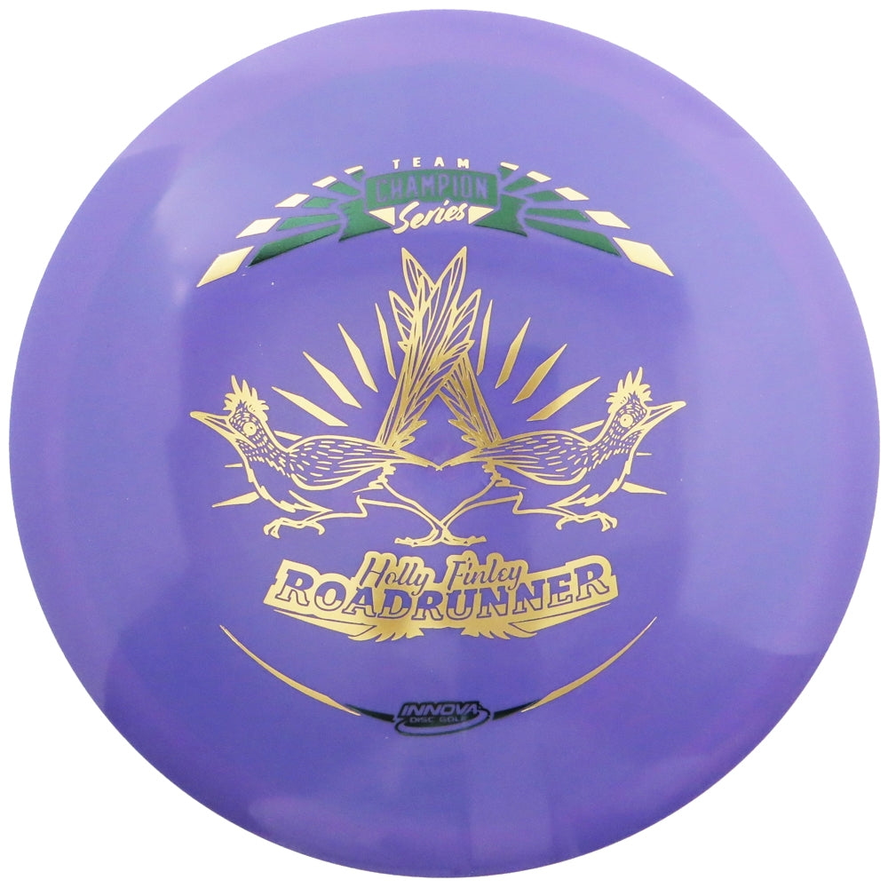 Innova Limited Edition 2019 Tour Series Holly Finley Star Roadrunner Distance Driver Golf Disc