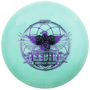 Innova Limited Edition 2019 Tour Series Jen Allen Color Glow Champion TeeBird Fairway Driver Golf Disc