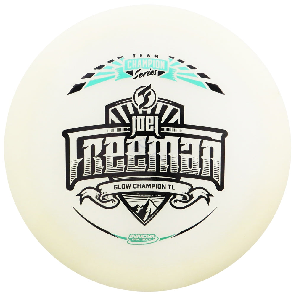 Innova Limited Edition 2019 Tour Series Joel Freeman Glow Champion TL Fairway Driver Golf Disc