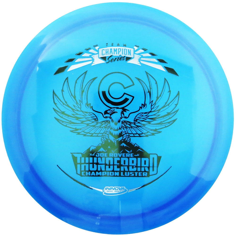 Innova Limited Edition 2019 Tour Series Joe Rovere Luster Champion Thunderbird Distance Driver Golf Disc