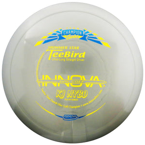 Innova Limited Edition 2019 Tour Series KJ Nybo Shimmer Star TeeBird Fairway Driver Golf Disc