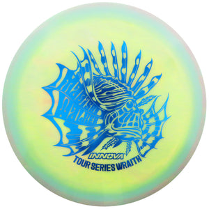 Innova Limited Edition 2019 Tour Series Madison Walker Swirl Star Wraith Distance Driver Golf Disc