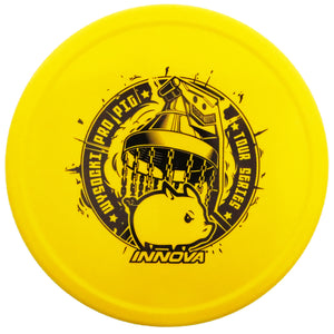 Innova Limited Edition 2019 Tour Series Ricky Wysocki Pro Pig Putter Golf Disc