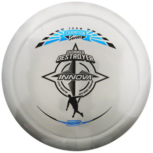 Innova Limited Edition 2019 Tour Series Steve Brinster Shimmer Star Destroyer Distance Driver Golf Disc