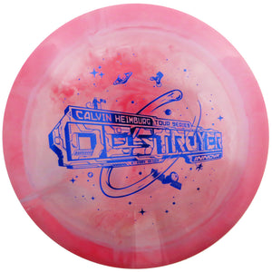 Innova Limited Edition 2020 Tour Series Calvin Heimburg Swirl Star Destroyer Distance Driver Golf Disc
