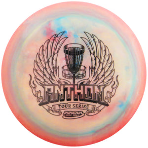 Innova Limited Edition 2020 Tour Series Josh Anthon Swirl Star Boss Distance Driver Golf Disc