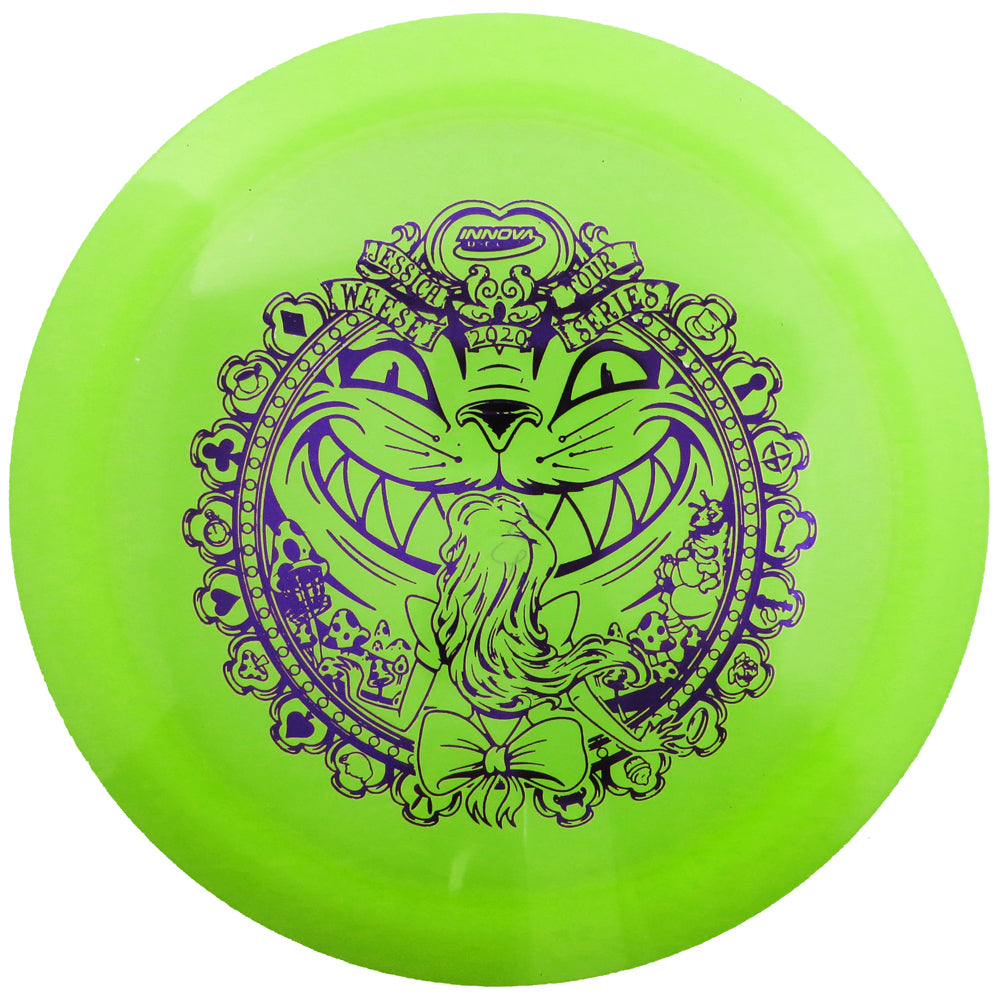 Innova Limited Edition 2020 Tour Series Jessica Weese Luster Champion Shryke Distance Driver Golf Disc