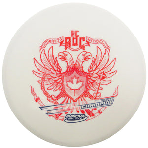 Innova Limited Edition 2020 Tour Series Martin Hendel Glow Pro KC Roc Midrange Golf Disc