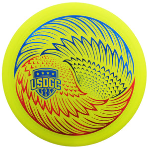Innova Limited Edition 2020 USDGC Wing Yang Champion Roc Midrange Golf Disc