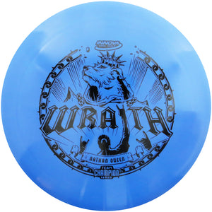 Innova Limited Edition 2021 Tour Series Nathan Queen Star Wraith Distance Driver Golf Disc