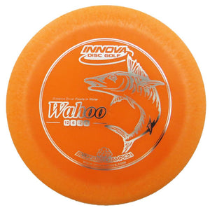 Innova Limited Edition Blizzard Champion Wahoo Distance Driver Golf Disc