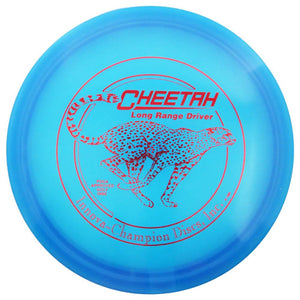Innova Innova Limited Edition Champion Cheetah Fairway Driver Golf Disc