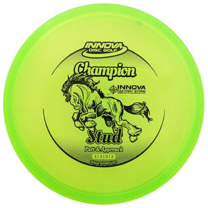 Innova Limited Edition Champion Stud Putter Golf Disc