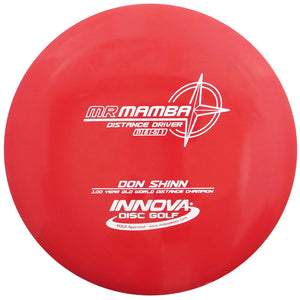 Innova Limited Edition Collab Edition Don Shinn Star Mamba Distance Driver Golf Disc
