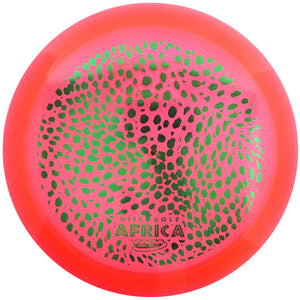 Innova Limited Edition Disc Golf Africa Champion Leopard3 Fairway Driver Golf Disc