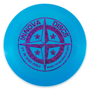 Innova First Run Star Stamp Star Corvette Distance Driver Golf Disc