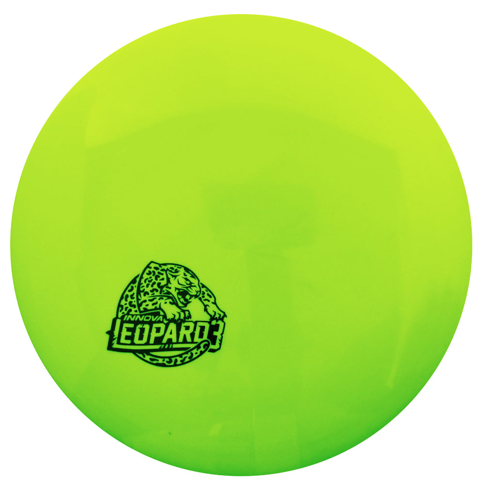 Innova Limited Edition Mini Stamp Series #9 Star Leopard3 Fairway Driver Golf Disc