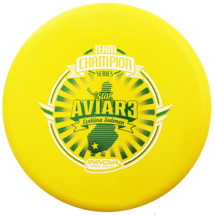 Innova Limited Edition 2018 Tour Series Eveliina Salonen Star Aviar3 Putter Golf Disc