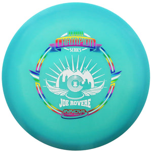 Innova Limited Edition Tour Series Joe Rovere Color Glow Champion Roc3 Midrange Golf Disc
