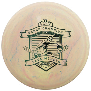 Innova Limited Edition Tour Series Paul McBeth 2018 USDGC Commemorative Galactic McPro Aviar Putter Golf Disc