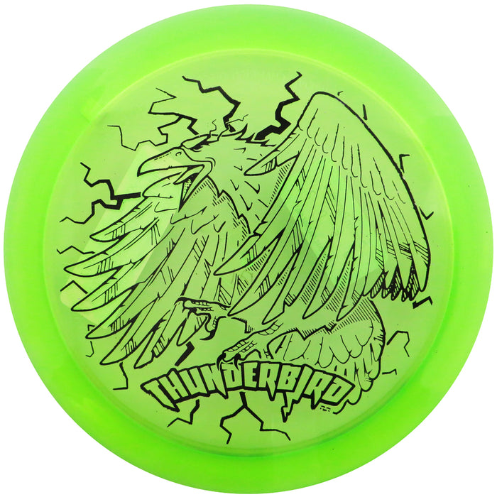 Innova Limited Edition XXL Stamp Champion Thunderbird Distance Driver Golf Disc