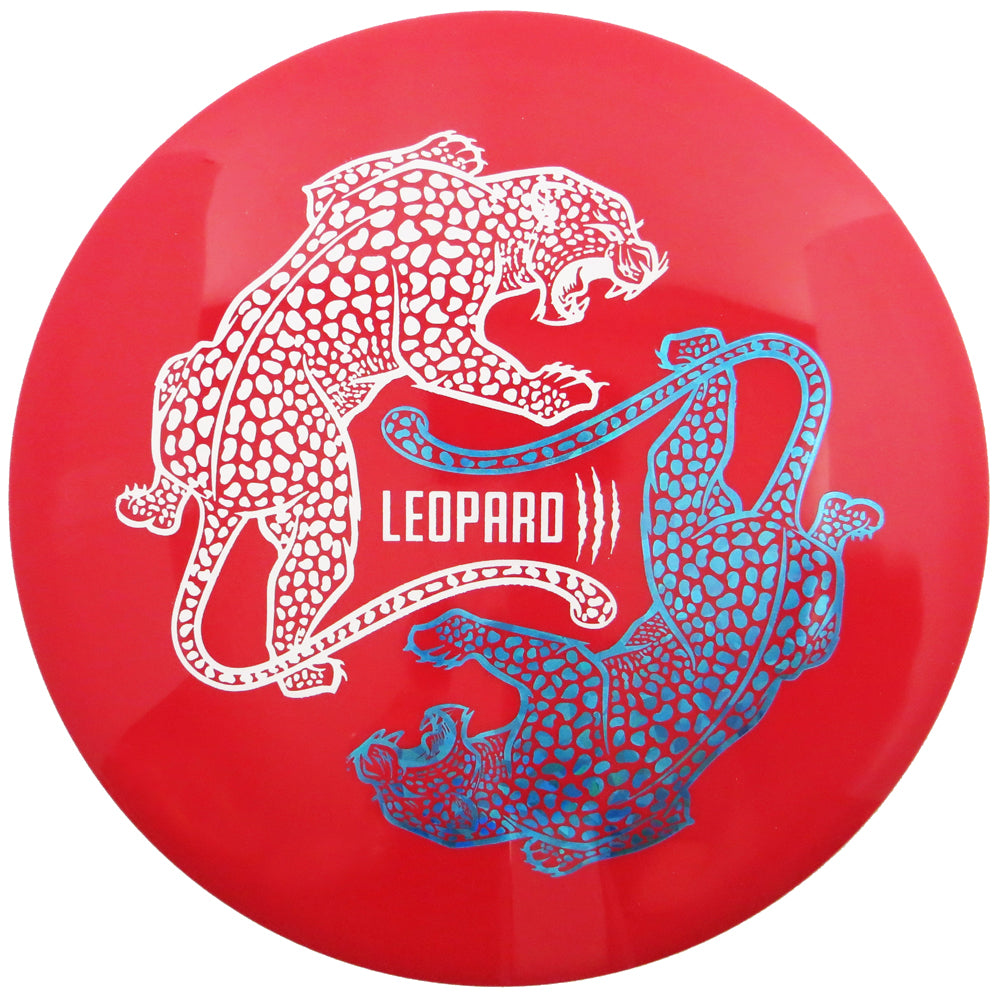 Innova Limited Edition Zen Series XXL Star Leopard3 Fairway Driver Golf Disc