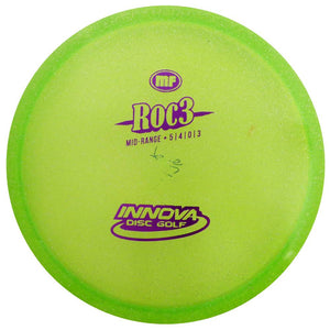 Innova Metal Flake Champion Roc3 Midrange Golf Disc
