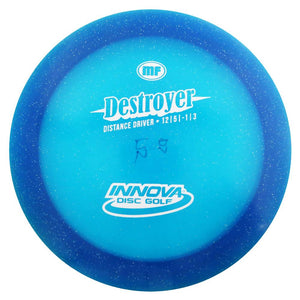 Innova Metal Flake Champion Destroyer Distance Driver Golf Disc