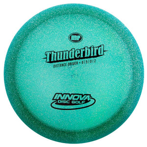Innova Metal Flake Champion Thunderbird Distance Driver Golf Disc