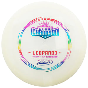 Innova Glow Champion Leopard3 Fairway Driver Golf Disc