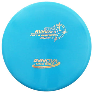 Innova Star AviarX3 Putter Golf Disc