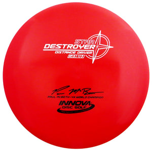 Innova Star Destroyer [McBeth 4X] Distance Driver Golf Disc