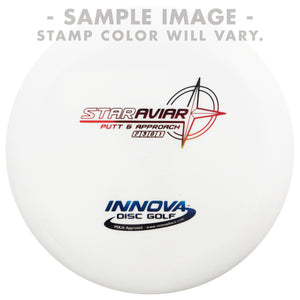 Innova White Star Aviar Putter Golf Disc