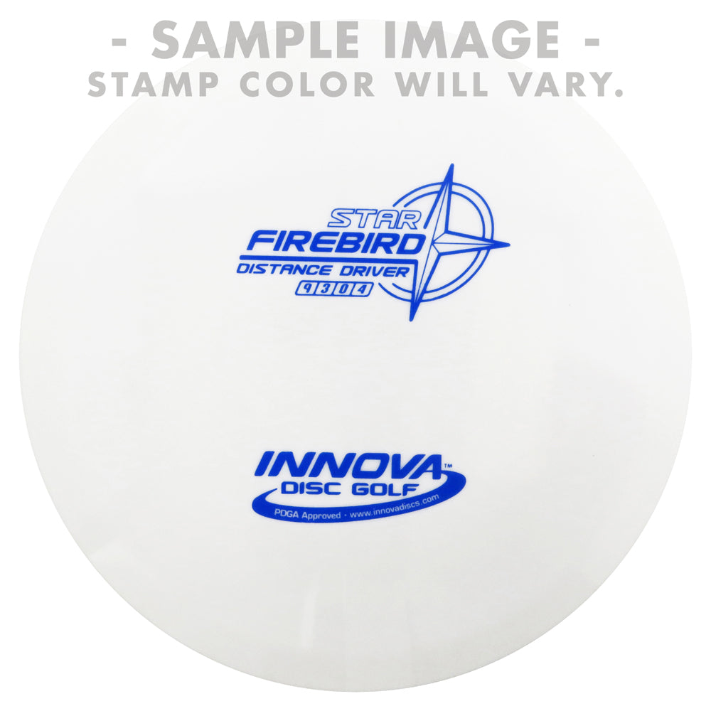 Innova White Star Firebird Distance Driver Golf Disc