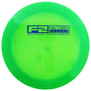 Inonva Factory Second Champion TeeDevil Distance Driver Golf Disc