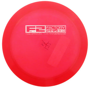 Innova Factory Second Champion Firestorm Distance Driver Golf Disc