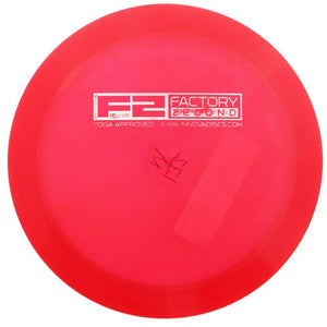 Inonva Factory Second Champion Firebird Distance Driver Golf Disc
