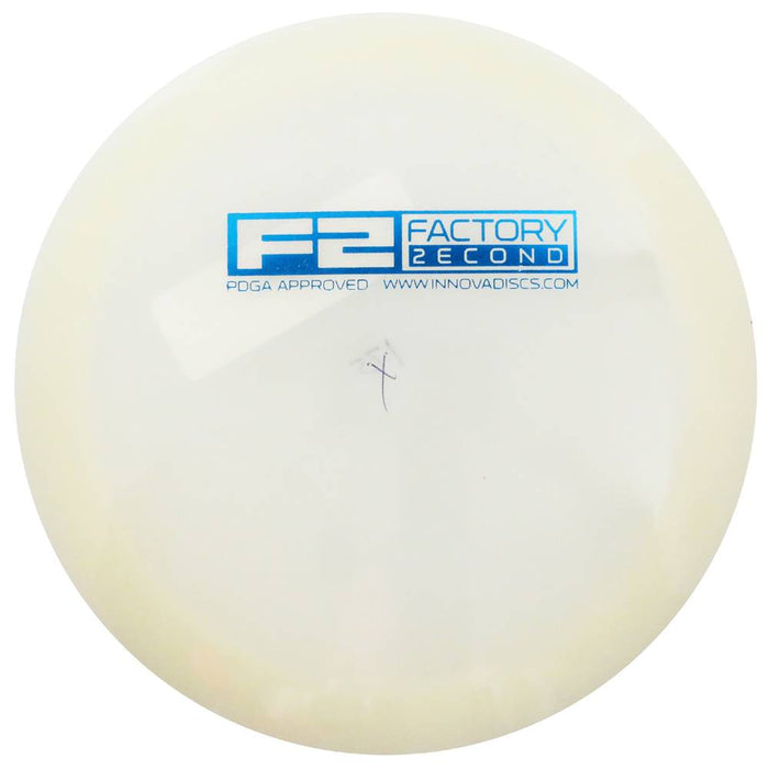 Innova Factory Second Glow Champion Leopard3 Fairway Driver Golf Disc
