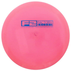 Innova Factory Second Glow Champion Teebird Fairway Driver Golf Disc