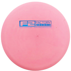 Innova Factory Second Glow DX Roc3 Midrange Golf Disc