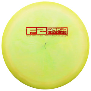 Innova Factory Second Star Corvette Distance Driver Golf Disc