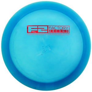 Inonva Factory Second XG Champion Valkyrie Distance Driver Golf Disc