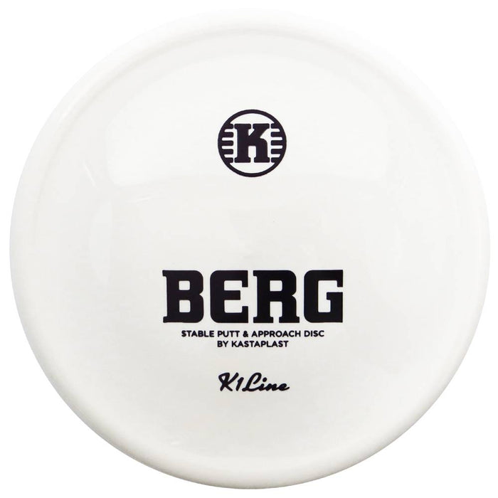 Kastaplast K1 Berg Putter Golf Disc