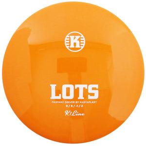 Kastaplast K1 Lots Fairway Driver Golf Disc