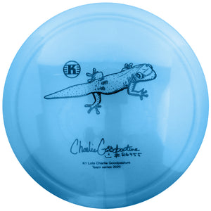 Kastaplast Limited Edition 2020 Tour Series Charlie Goodpasture K1 Lots Fairway Driver Golf Disc