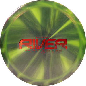 Latitude 64 Limited Edition Glimmer Opto-X River Fairway Driver Golf Disc